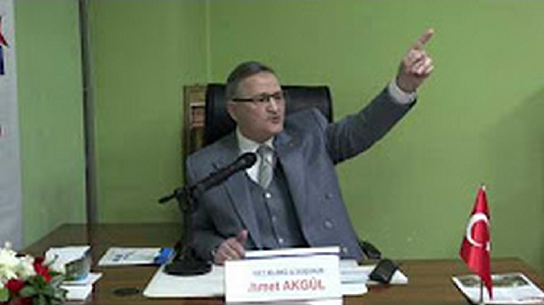 Araş. Yzr. Ahmet Akgül - Söyleşi - Referandum Sonuçlarının Tahlili 4K