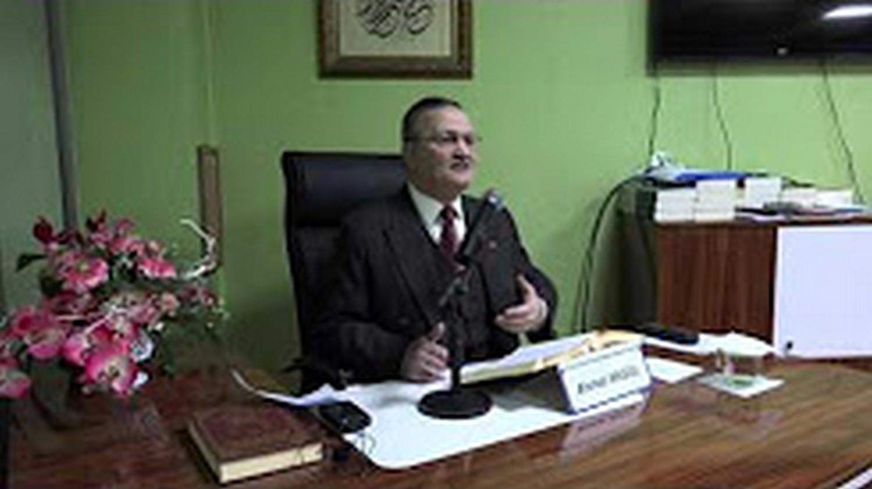 Ahmet Akgül Konya Özel Sohbet 02 03 2016 4K
