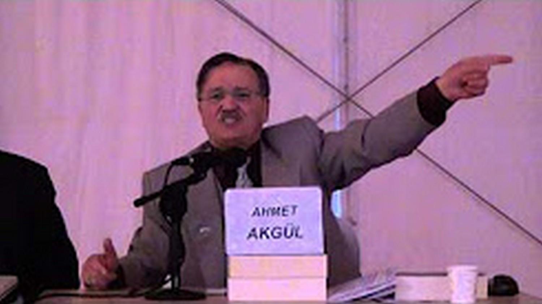 Ahmet Akgül Atatürk ve İslam Konferansı Milli Çözüm Dergisi 14 04 2013 Eskişehir Kitap Fuar