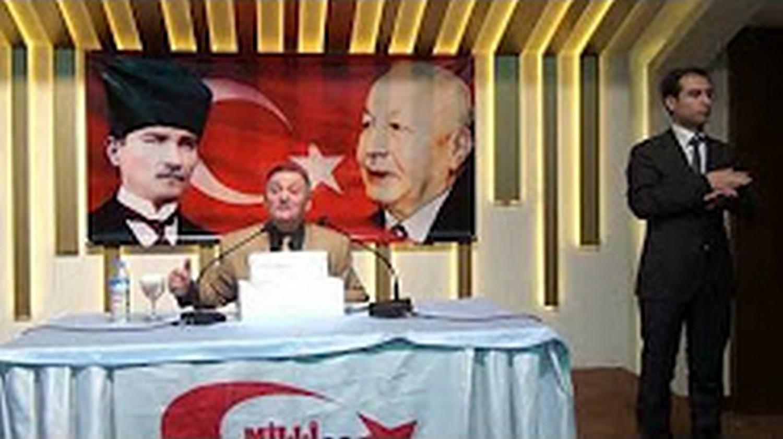 TÜRKİYE KUŞATILIRKEN KUKLALARIN KAPIŞMASI - Ahmet Akgül - Konya - 07.03.2014 - tamamı