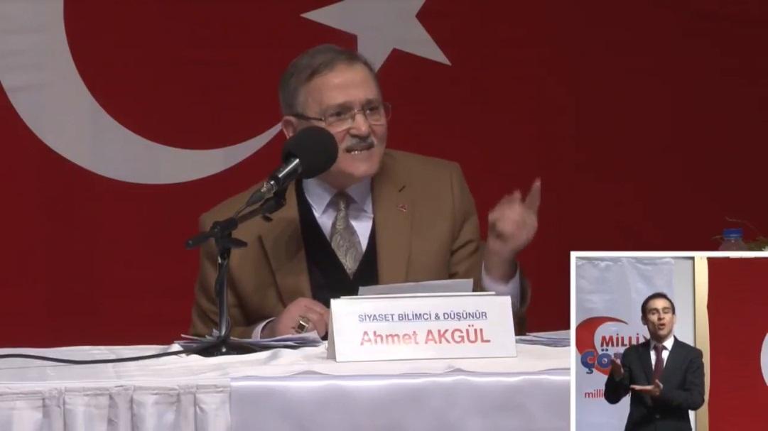 YAKLAŞAN 3. Dünya Savaşı - Ahmet Akgül Konferans