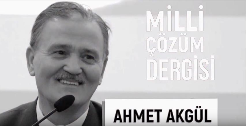Rıza Sarraf ve Zafer Çağlayan meselesi Araş. Yzr. Ahmet Akgül