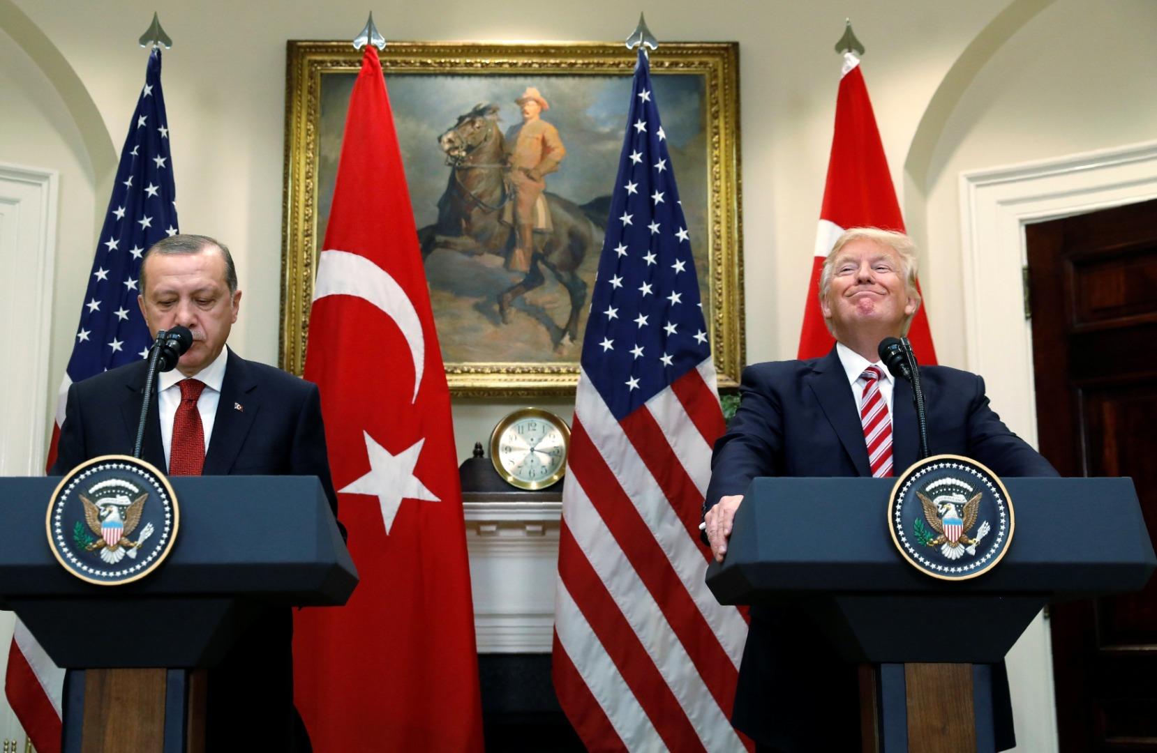 ABD STRATEJİK ZALİMDİR, AKP İSE TRAJİK İŞBİRLİKÇİDİR