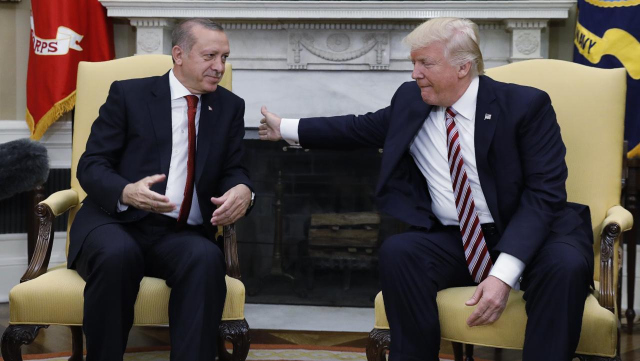 "Sn. Erdoğan: OPERASYONU ""OPERA-ŞOV""A ÇEVİRİYORDU"