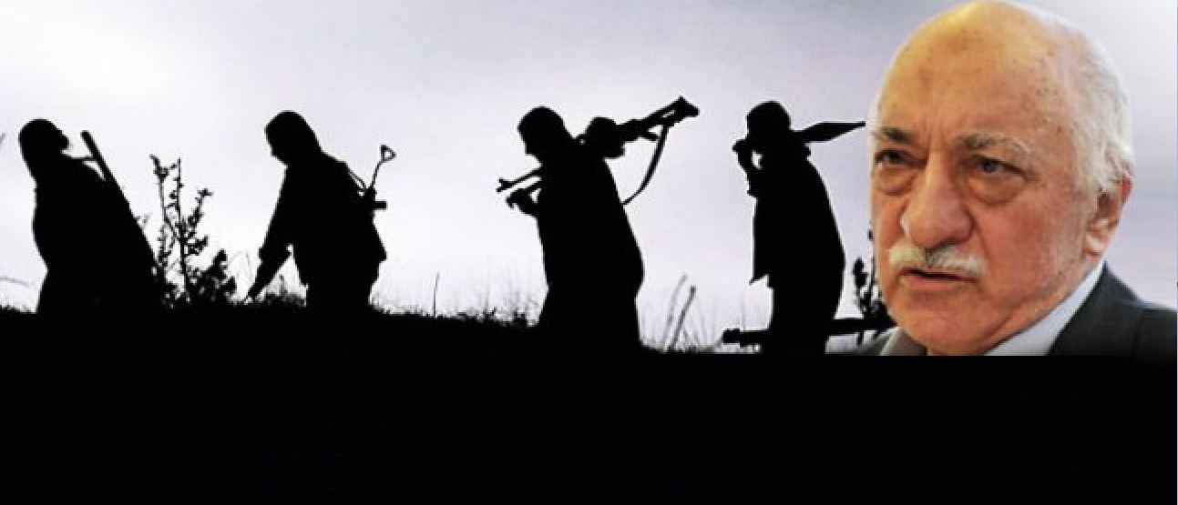 Siyonist Tertibe İSLAMCI TERÖR KILIFI VE FETÖ-IŞİD ORTAKLIĞI!
