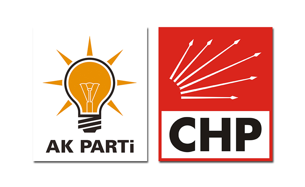 "AKP İLE CHP'NİN 40 ""AYNI""SI"