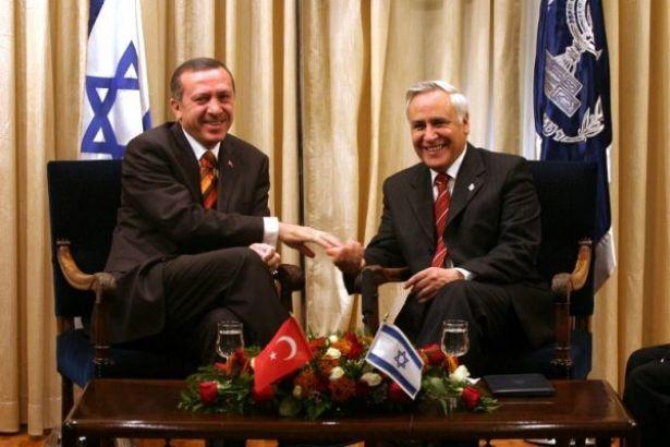 Siyonist İsrail'le Normalleşme Girişimleri  ve  ERDOĞAN İKTİDARININ ÖZEL DİPLOMAT TAYİNLERİ