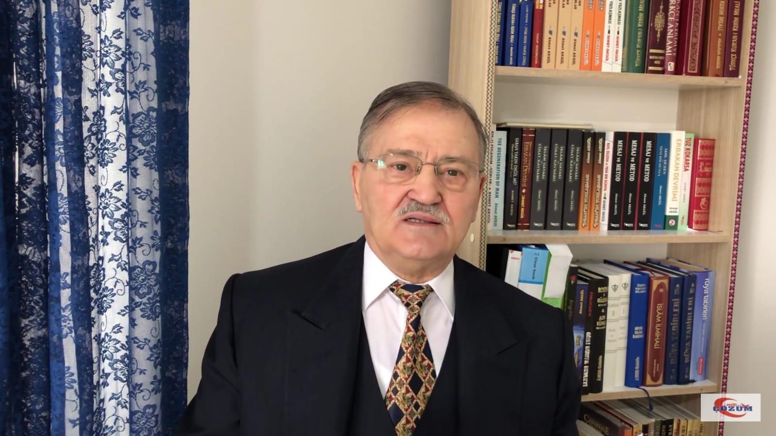 Ahmet Akgül Üstadımızın Ramazan Sohbeti:  AYETLER VE HİKMETLER