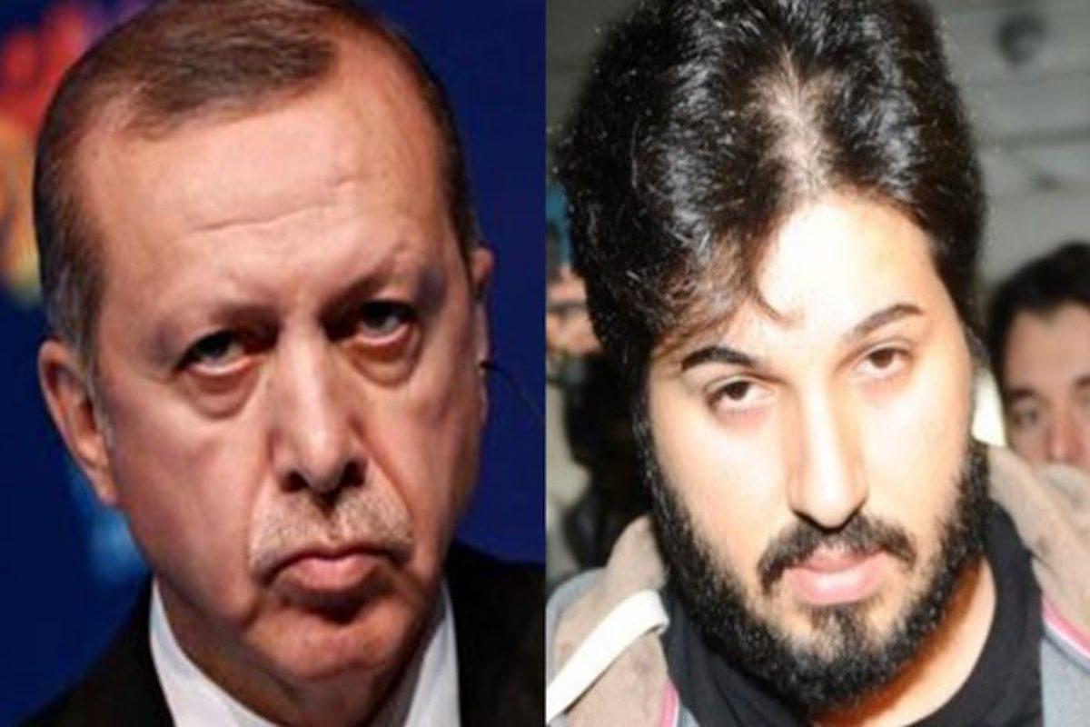 REZA ZARRAB RÖGAR (LOGAR) KAPAĞI MIYDI ve Erdoğan'ın Telaş Milli Bir Duyarlılık mıydı